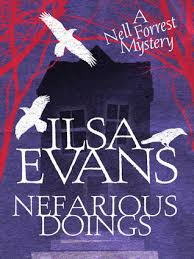 A Conversation with Ilsa Evans